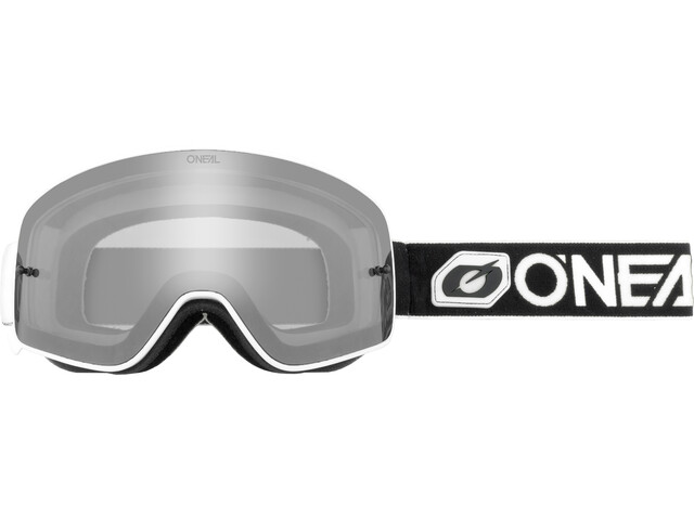O'Neal B-50 Goggles Pro Pack, force-black/white-silver mirror